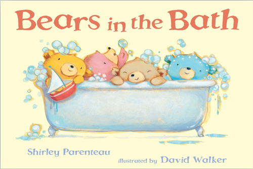 Bears in the Bath